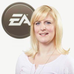 Cornelia Schwobe, International Senior Events Lead bei Electronic Arts