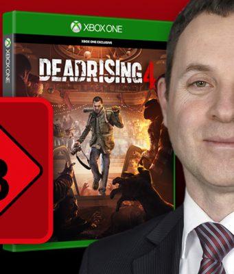 """Erreichte das USK-18-Freigabe für """"Dead Rising 4"""": Dr. Andreas Lober"""