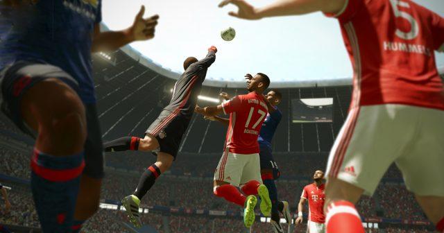 Zum dritten Mal auf Platz 1 in den GfK Jahres-Charts: FIFA.