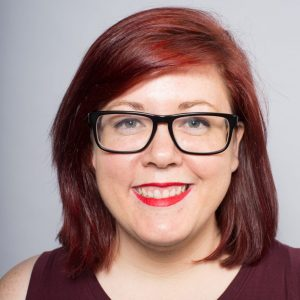 Glenna Buford, iOS Engineering Lead bei Wooga