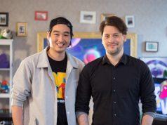 Für den Grimme-Preis 2017 nominiert: Daniel Budiman und Simon Krätschmer von Rocket Beans TV.