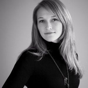 Julia Pfiffer, CEO von Astragon