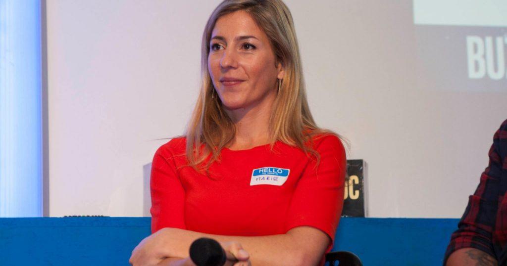 Marie Amigues, CEO und Gründerin von Altagram