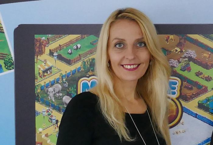 Marika Schmitt, stellvertretende Geschäftsführerin von Upjers