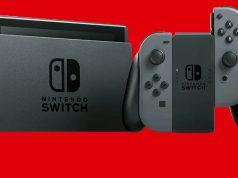 Ab 3. März 2017 im Handel: Nintendo Switch