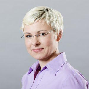 Silja Gülicher, PR Manager Nintendo of Europe