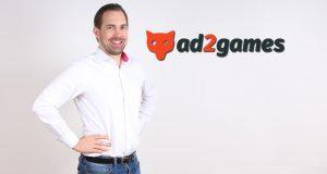 Albert Schwarzmeier, CEO Ad2Games