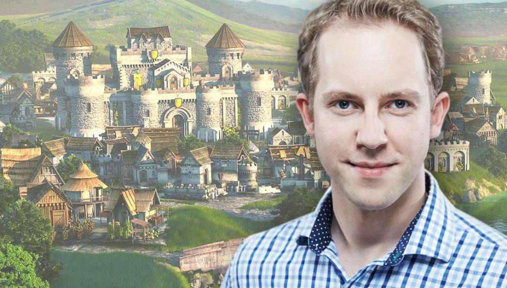 Hendrik Klindworth, CEO und Gründer der InnoGames GmbH