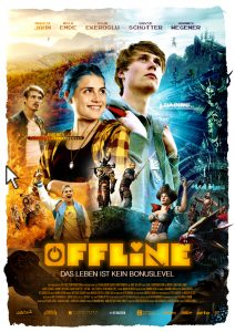 Das offizielle Filmplakat zu OFFLINE.