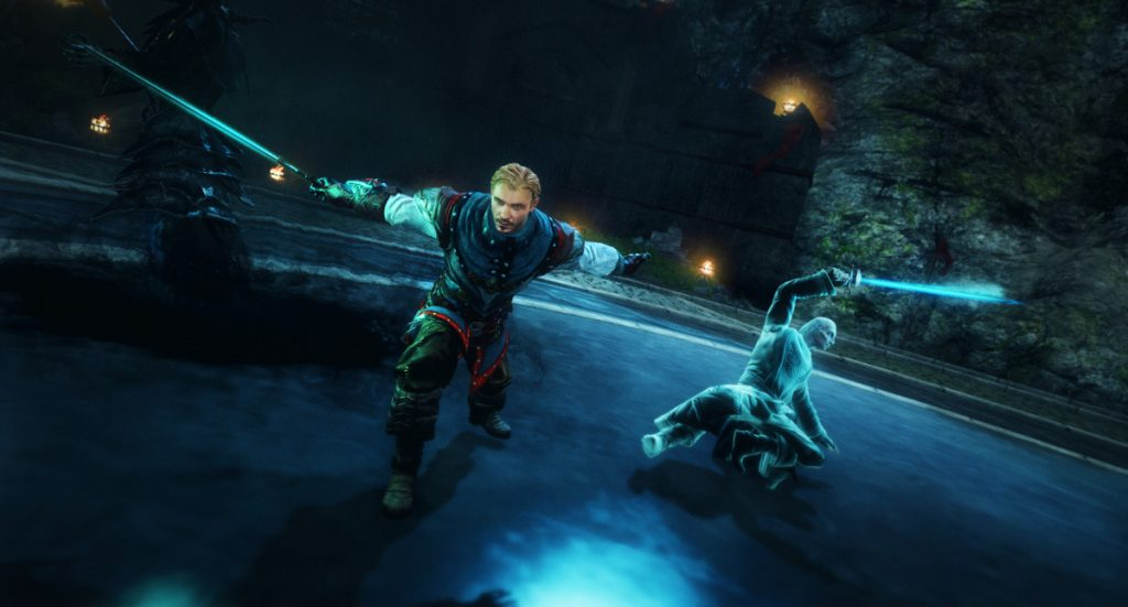 """Unverkennbar Piranha Bytes: Das Rollenspiel """"Schlacht um Utgard"""" in OFFLINE basiert auf Risen 3."""
