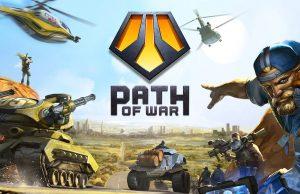 """Ausgezeichnet als bestes Mobilegame beim DCP 2016: """"Path of War"""" von Envision Entertainment."""