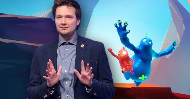 Robin Kocaurek ist Mitgründer von Klonk Games (Foto: Getty Images/Gisela Schober)