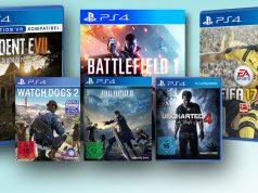 Einige der Games-Neuheiten, die sich 2016/2017 am schnellsten verkauft haben