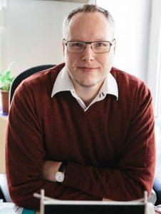 Harald Riegler ist CEO und Gründer von Sproing Interactive.