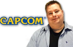 Public Relations Manager bei Capcom in Hamburg: Claas Wolter.
