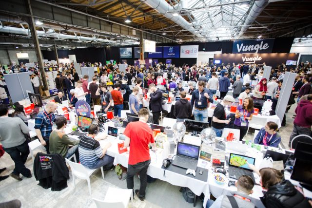 Die Casual Connect Europe 2017 fand in Berlin statt (Foto: Casual Connect Association)