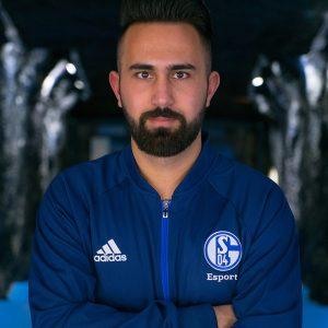 FIFA-Europameister Cihan Yasarlar hat beim FC Schalke 04 eSports-Cup ein Heimspiel.