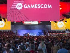 Heimspiel: Electronic Arts gehört zu den größten Ausstellern der Gamescom 2017 (Foto: KoelnMesse / Harald Fleissner)