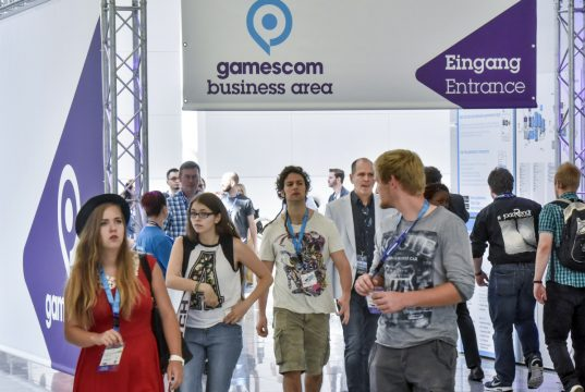 Die Business Area der Gamescom 2017 ist in diesem Jahr von Dienstag bis Donnerstag (22.-24.08.) zugänglich - Foto: KoelnMesse/Thomas Klerx