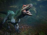 Ein Hauch von Jurassic Park: Szene aus Cryteks VR-Spiel Robinson: The Journey