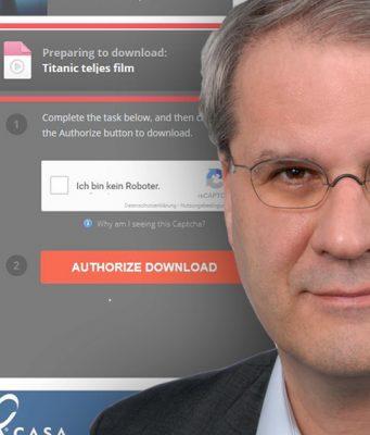 File-Defense-Geschäftsführer Volker Rieck hat untersucht, in welchem Umfang Games-Marketinggeld in Download-Portale fließt.