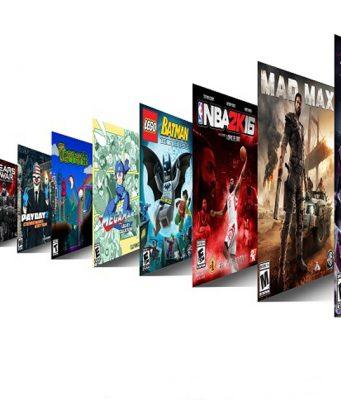 100 herunterladbare Spiele stehen zum Start von Xbox Game Pass zur Auswahl.