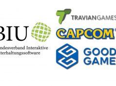Neuzugänge beim BIU: Travian Games und Capcom