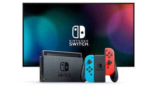 Seit 3. März auf dem Markt und schon jetzt ein Bestseller: die Hybrid-Spielekonsole Nintendo Switch.