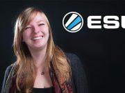 Anna Rozwandowicz, Vice President of Communications der ESL