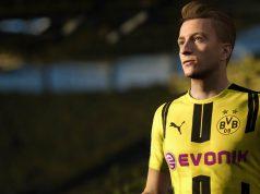 """""""FIFA 17""""-Werbeträger Marco Reus von Borussia Dortmund"""