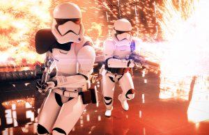 """Wenn Film auf Spiel trifft: Umsatz-Hoffnungsträger """"Star Wars: Battlefront 2"""" von Electronic Arts"""