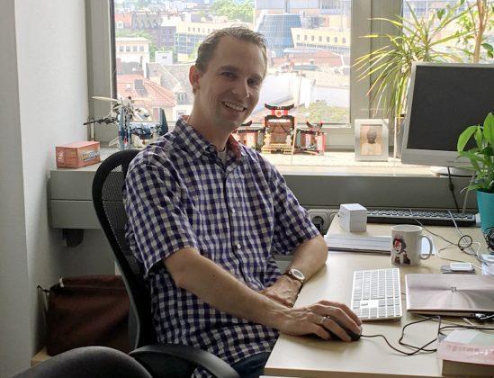 Deck-13-Mitgründer Jan Klose führt gemeinsam mit Mathias Reichert die Geschäfte.