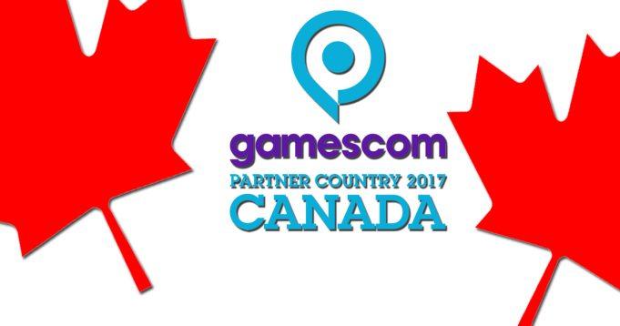 Zum zweiten Mal amtliches Gamescom-Partnerland: Kanada.