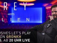Bethesda organisiert ein Prey Live-Letsplay von und mit Gronkh und Christian Ulmen