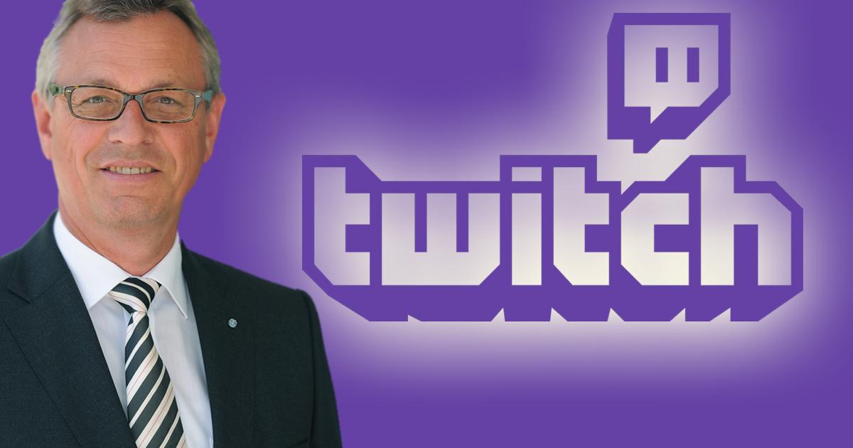 Twitch Rundfunklizenz