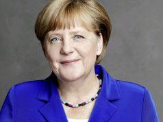 Bundeskanzlerin Angela Merkel eröffnet die Gamescom 2017 (Foto: CDU/Laurence Chaperon)