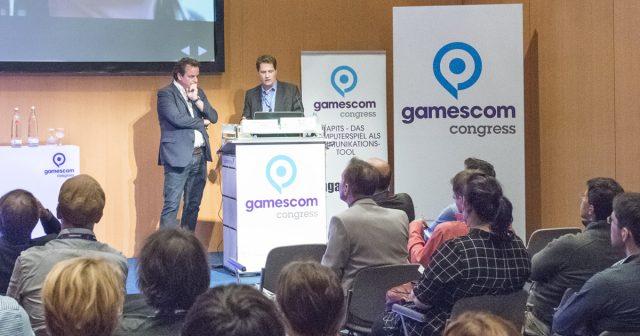 Der Gamescom Congress 2017 findet im Congress-Centrum Nord der KoelnMesse statt (Foto: KoelnMesse / Oliver Wachenfeld)