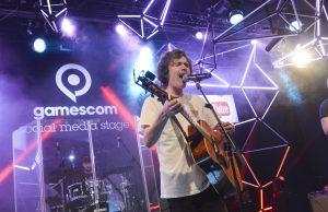 Auf der Social Media Stage der Gamescom treten auch in diesem Jahr sechs Nachwuchs-Talente auf.(Foto: KoelnMesse/Jürgen Dehninger)