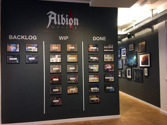 """Die wesentlichen Entwicklungs-Fortschritte von """"Albion Online"""" im Überblick."""