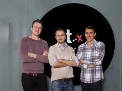 Das TreasureHunt-Gründertrio: CEO Kyle Smith, Ville Mikkola und Martin Kern (von links)