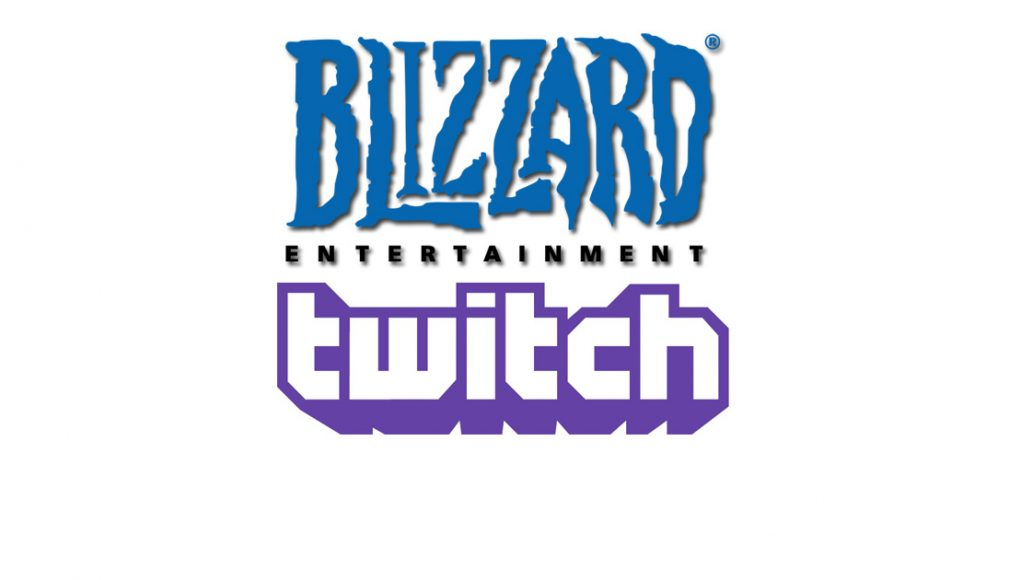 Twitch überträgt die eSports-Events von Blizzard Entertainment.