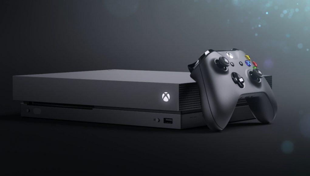 Äußerlich kaum von Vorgängern zu unterscheiden: die neue Xbox One X