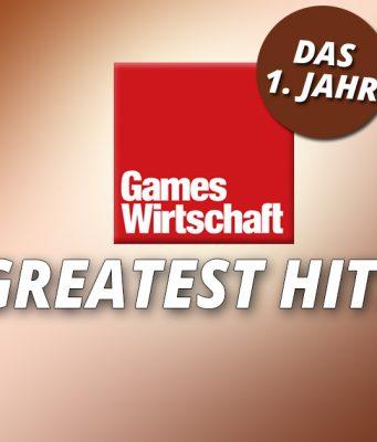 Wir feiern die 1. Saison von GamesWirtschaft.