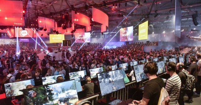 Electronic Arts belegt auch zur Gamescom 2017 die Halle 6 (Foto: KoelnMesse/Thomas Klerx)