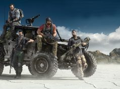 "BIU Sales Award in Platin für ""Ghost Recon Wildlands"""