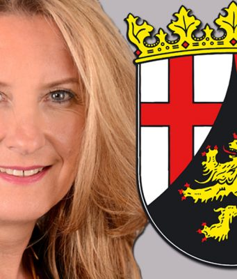 Staatssekretärin Heike Raab ist in der rheinland-pfälzischen Staatskanzlei für Europa, Medien und Digitales zuständig (Foto: Staatskanzlei RLP/LV Ferrlein)
