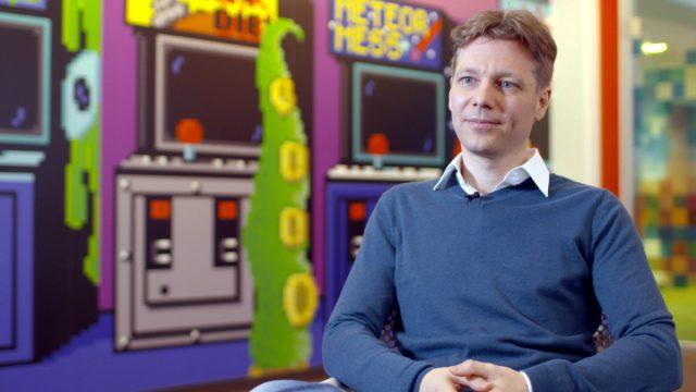 Christian Schmidt (einst GameStar, jetzt InnoGames und
