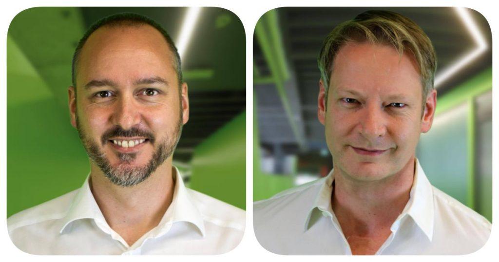 Andreas Speer und Adrian Goersch sind und bleiben die Geschäftsführer von Black Forest Games.