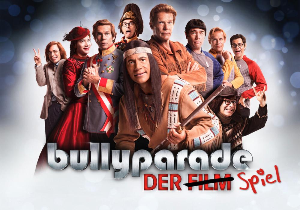Bullyparade Der Film Kinostart
