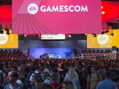 """Mit einem """"EA Player VIP Pass"""" lassen sich stundenlange Wartezeiten am Gamescom-2017-Stand von Electronic Arts vermeiden (Foto: KoelnMesse / Harald Fleissner)"""